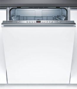 Как отключить посудомоечную машину во время мойки