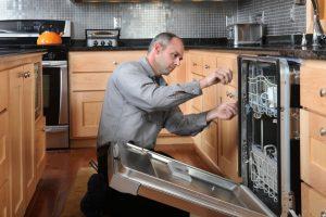 Почему в посудомойке загорается индикатор сушки во время мойки