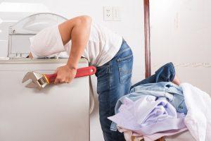 Профессиональный ремонт не набирающей воду стиральной машины