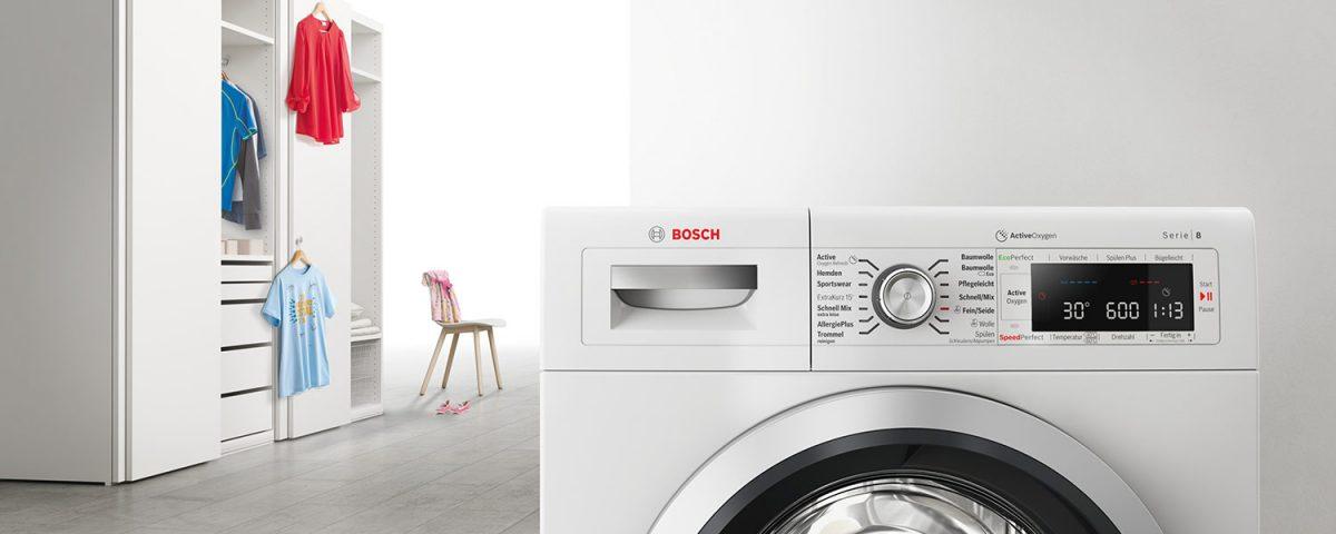Коды ошибок стиральных машин Bosch