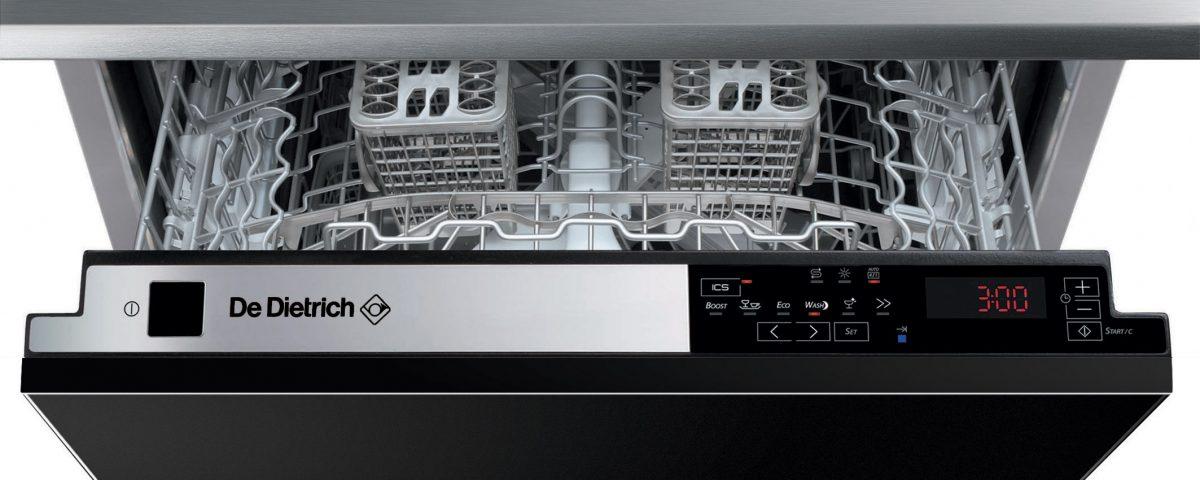 Не работает посудомоечная машина: мигают индикаторы