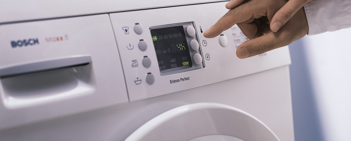 Не работает стиральная машина Bosch