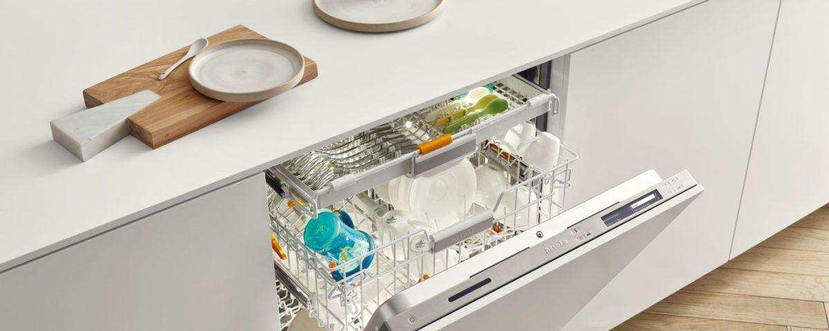 Ошибки посудомоечной машины Miele