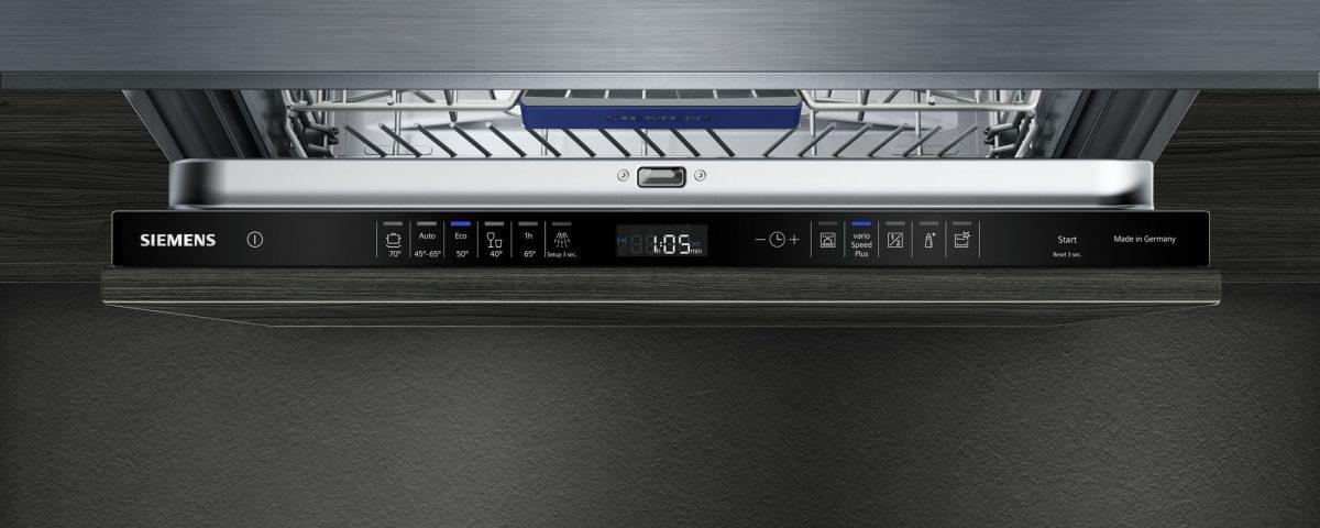 Ошибки посудомоечной машины Siemens