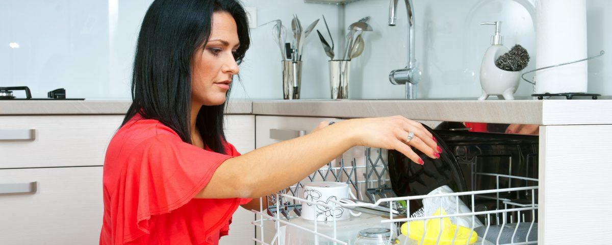 Посудомоечная машина бьет током