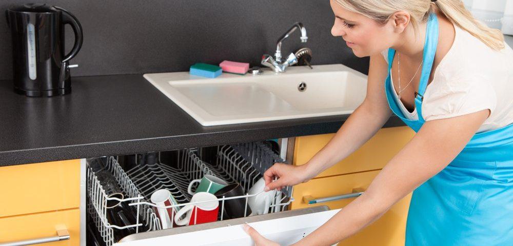 Посудомоечная машина не забирает средство