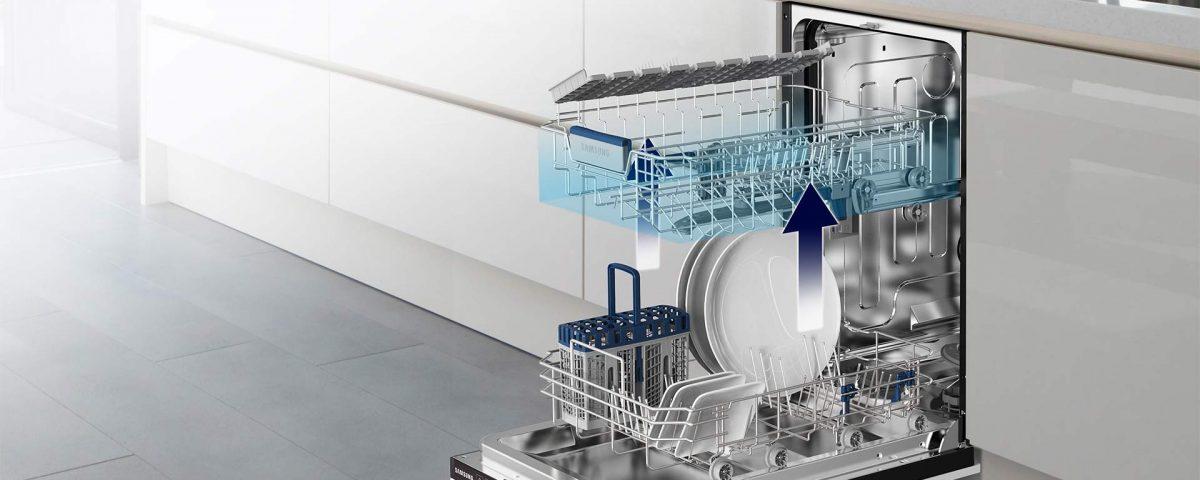 Посудомоечная машина Самсунг: ошибки и способы их устранения