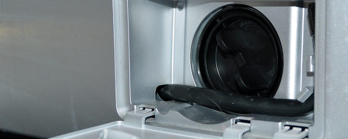 Протекает фильтр стиральной машины