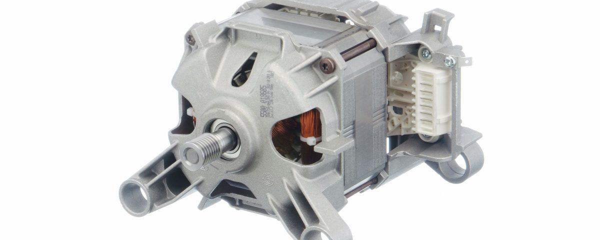 Ремонт мотора стиральной машины
