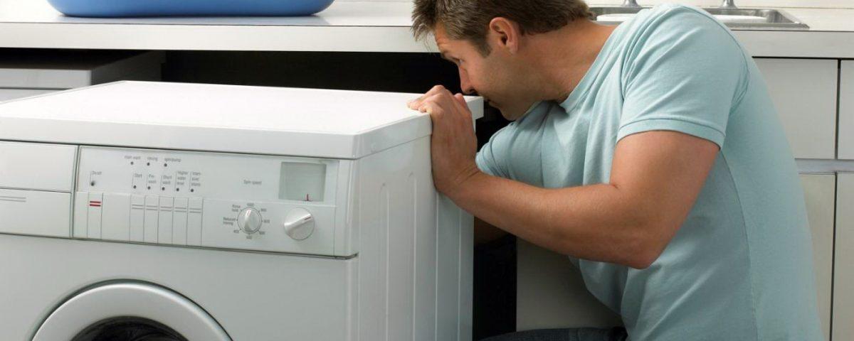 Замена крана стиральной машины